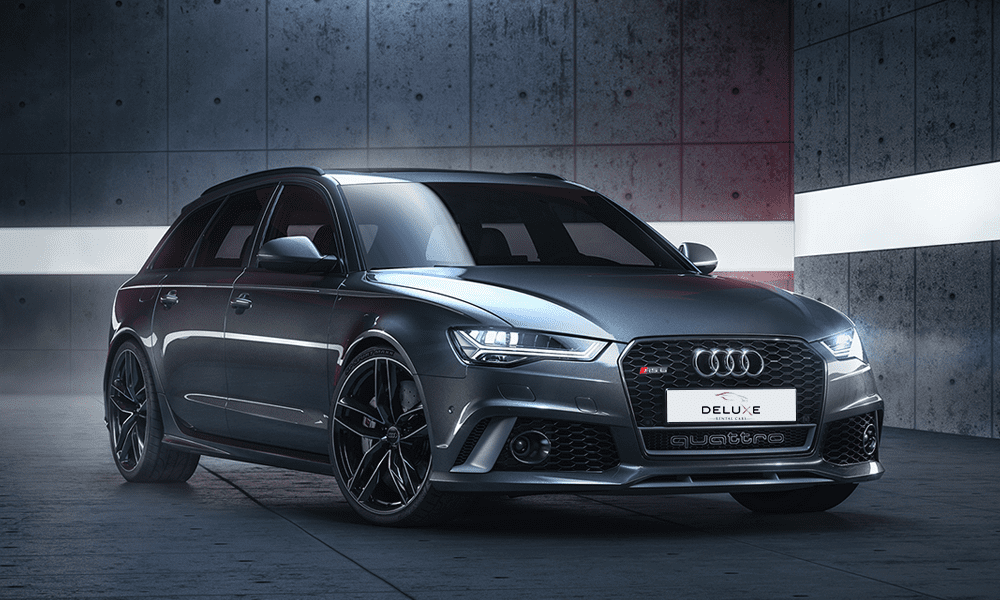 Location Audi RS6 Performance | Deluxe Rental Cars Lausanne