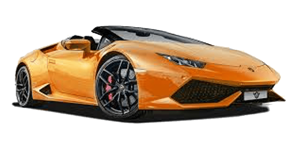 Rent Lamborghini Huracan Spyder at Deluxe Rental Cars