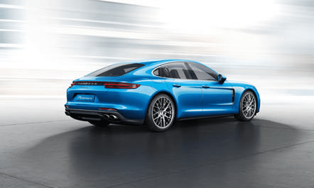 Porsche Panamera 4S Rental | Deluxe Rental Cars Lausanne