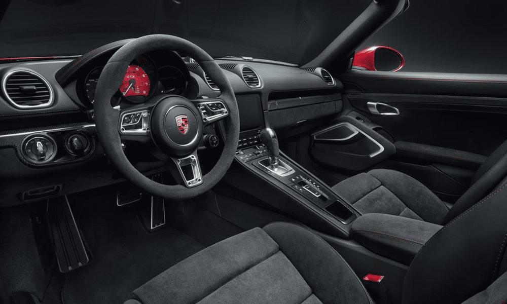 Location Porsche Boxster 718 GTS   Deluxe Rental Cars Lausanne