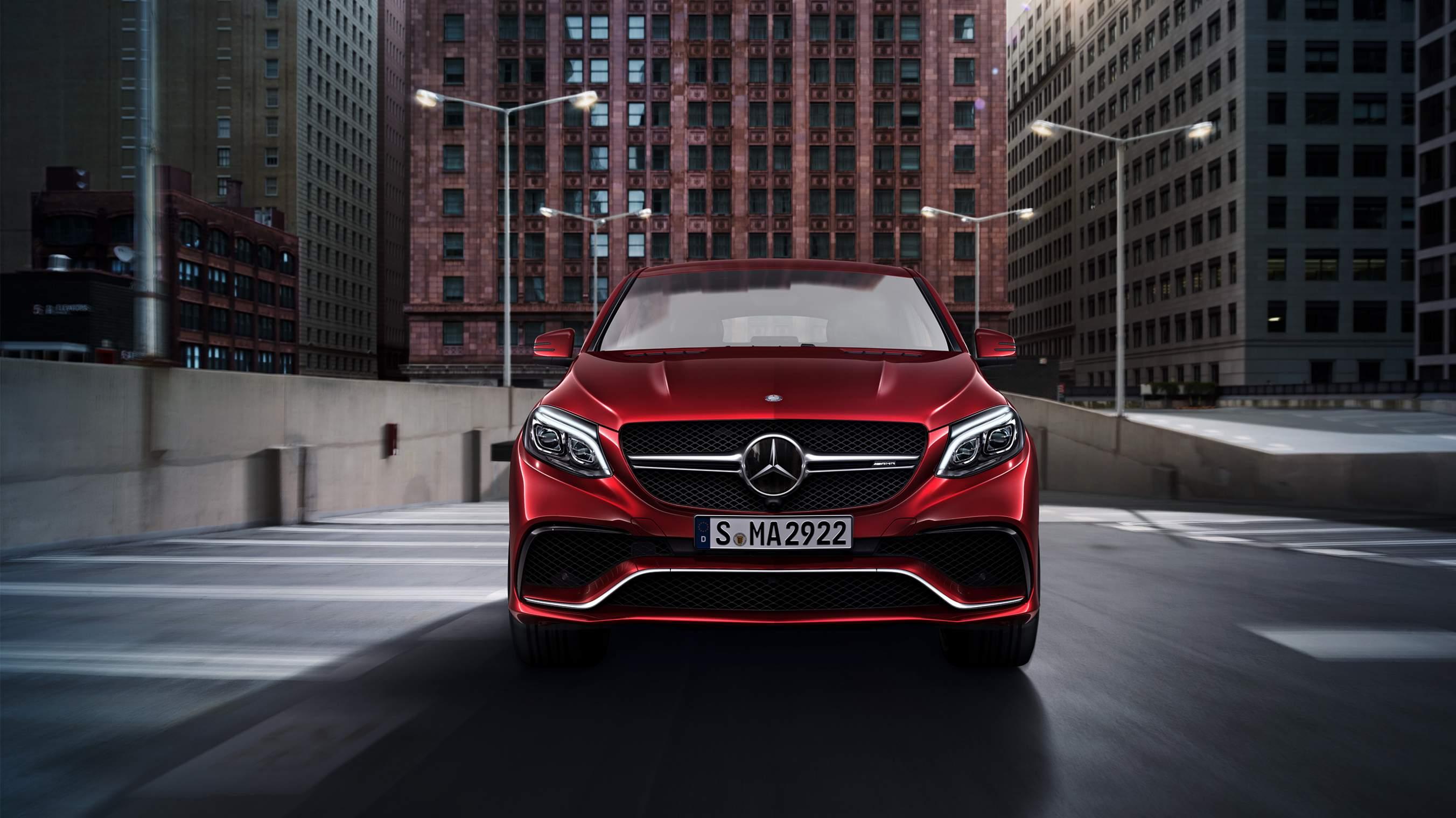 Location Mercedes 500 GLE Coupé   Deluxe Rental Cars Lausanne