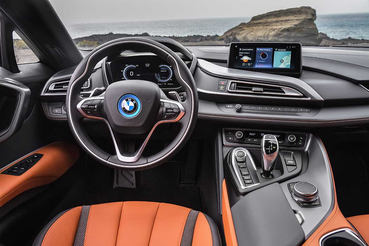 Location BMW I8 | Deluxe Rental Cars Lausanne