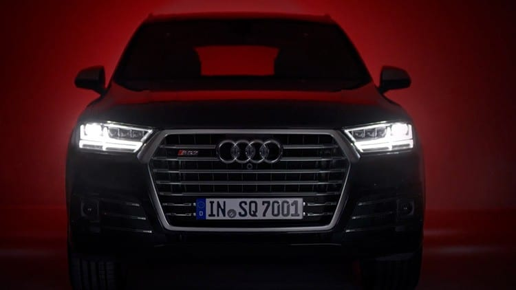 Location Audi SQ7 | Deluxe Rental Cars Lausanne