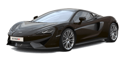 McLaren 570 S at Deluxe Rental Cars