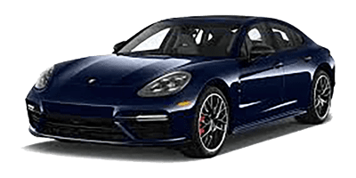 Porsche Panamera 4S at Deluxe Rental Cars