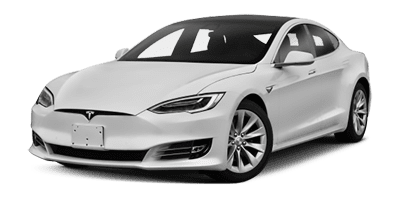 Location Tesla Model S P100D chez Deluxe Rental Cars