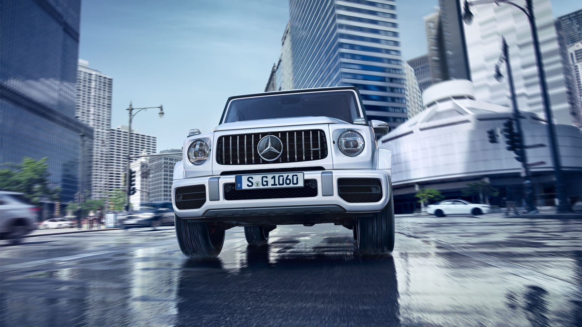 Location Mercedes AMG G63 SUV   Deluxe Rental Cars Lausanne