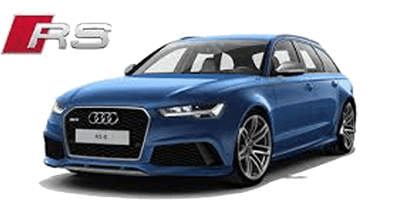 Location Audi RS6 chez Deluxe Rental Cars