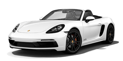 Porsche Boxter 718 GTS at Deluxe Rental Cars