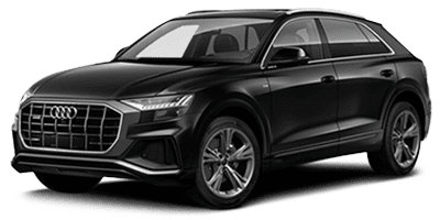 Audi Q8 Rental at Deluxe Rental Cars