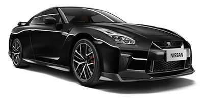 Nissan GTR Rental at Deluxe Rental Cars
