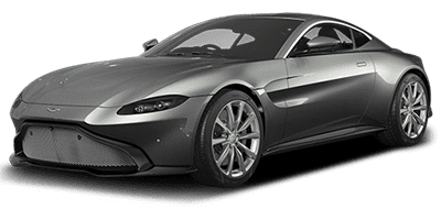 Location Aston Martin Vantage chez Deluxe Rental Cars