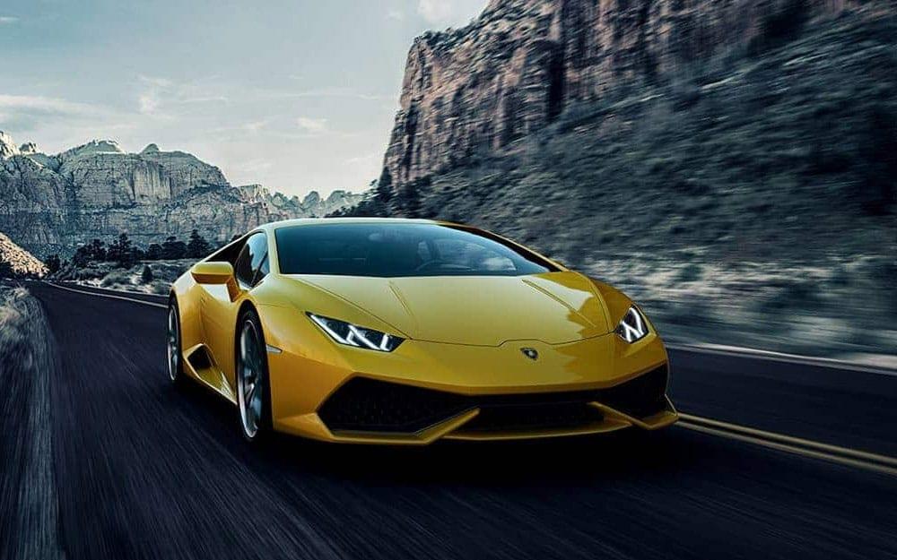 Lamborghini Huracan- Deluxe Rental Cars