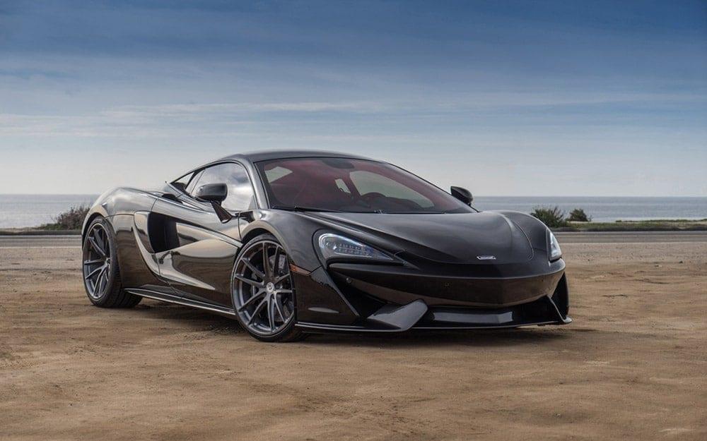 McLaren 570 - Deluxe Rental Cars