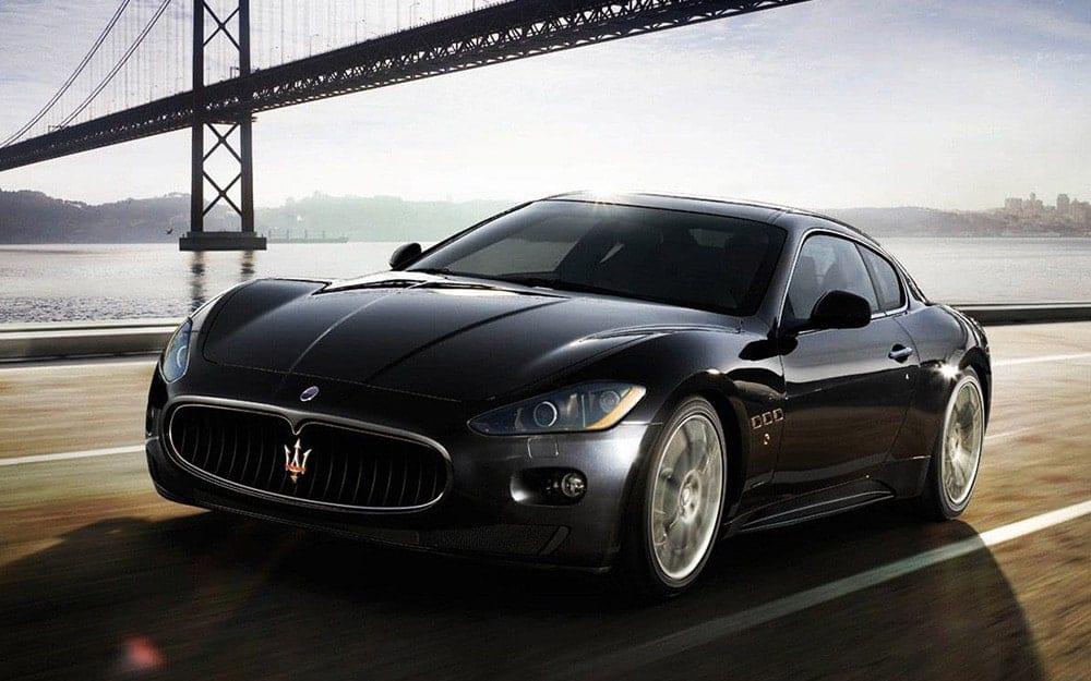 Maserati GranTurismo - Deluxe Mietwagen
