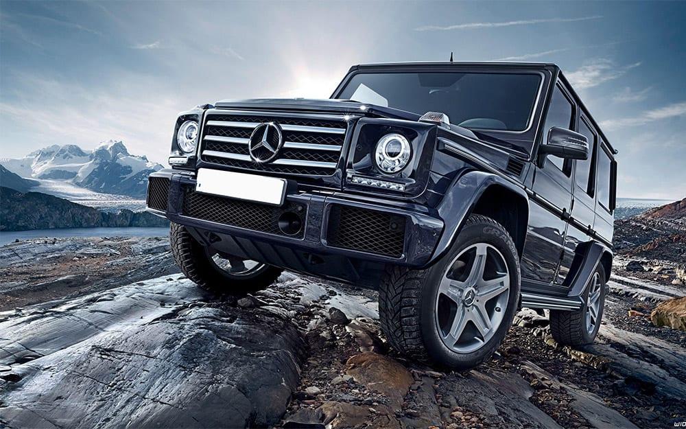 Mercedes G63 AMG - Auto a noleggio di lusso
