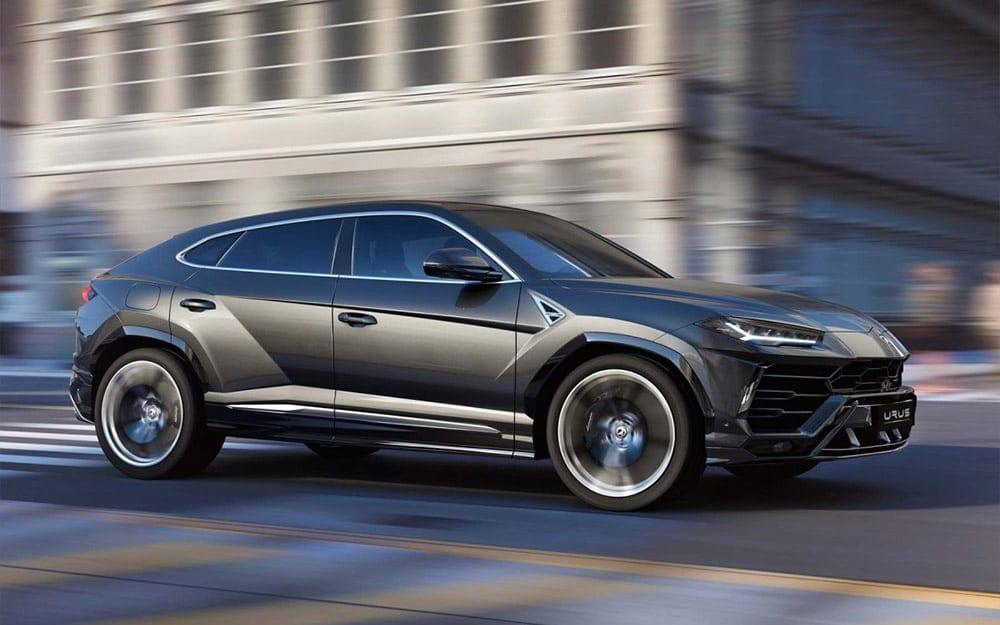Lamborghini URUS - Coches de alquiler de lujo