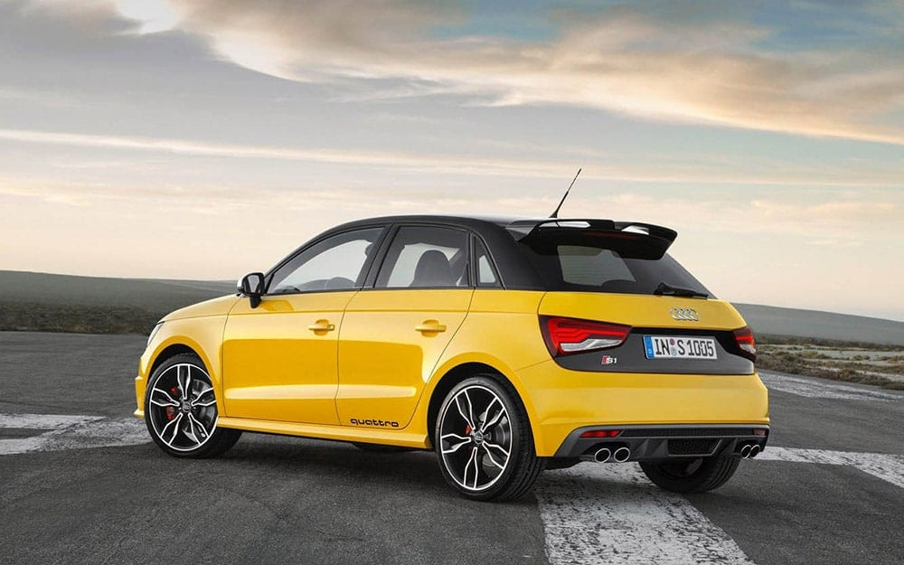 Audi S1 ABT- Deluxe Rental Cars