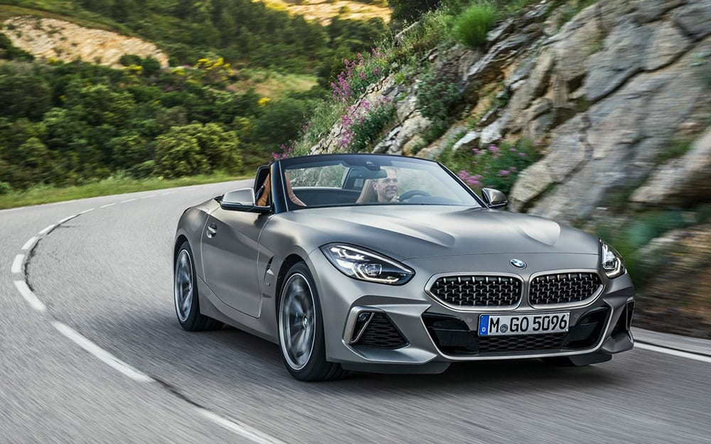 BMW Z4 sDrive - Deluxe Rental Cars