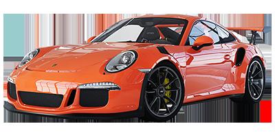 Location Porsche 911 GT3 RS | Deluxe Rental Cars Lausanne