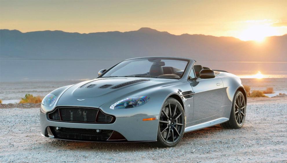 Location Aston Martin Vantage Cab   Deluxe Rental Cars Lausanne