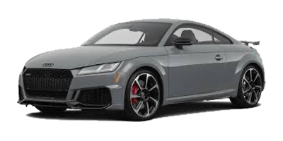 Location Audi TT RS chez Deluxe Rental Cars