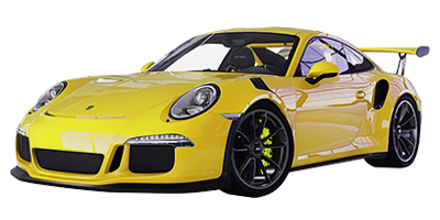 Location Posche 911 GTC RS chez Deluxe Rental Cars
