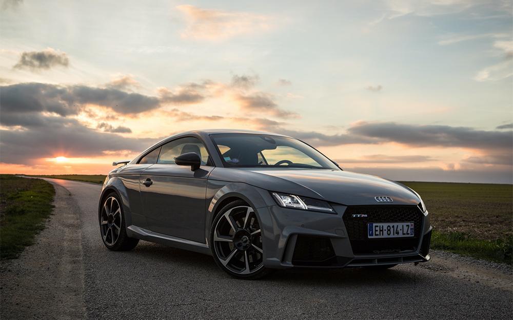 Location Audi TT RS   Deluxe Rental Cars Lausanne