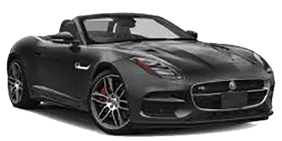 Location Jaguar F-Type chez Deluxe Rental Cars