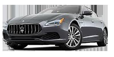 Ubicación Maserati Quattroporte Q4 en Deluxe Rental Cars