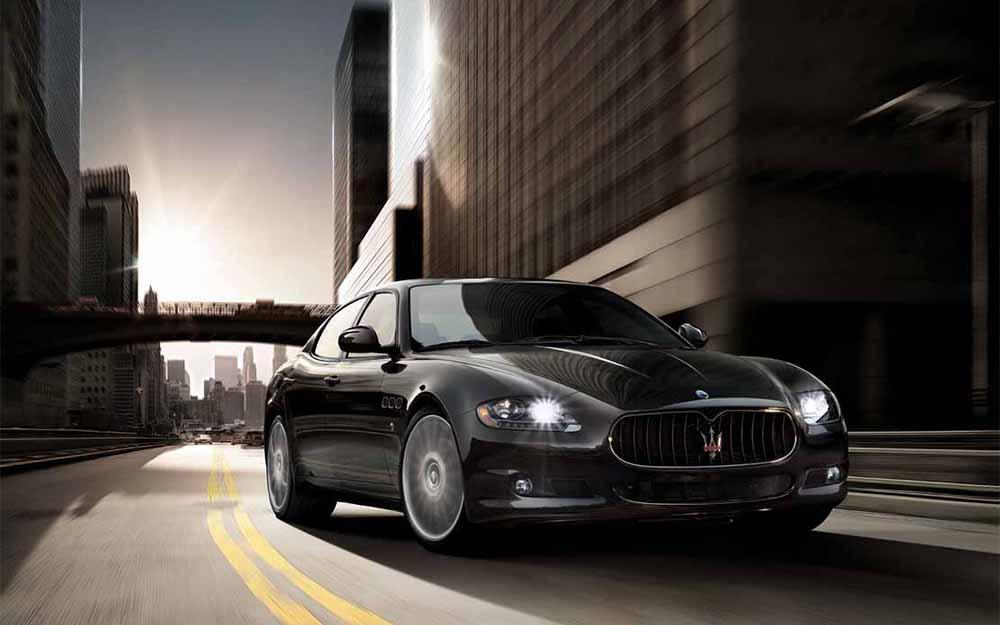 Maserati GranTurismo - Coches de alquiler de lujo