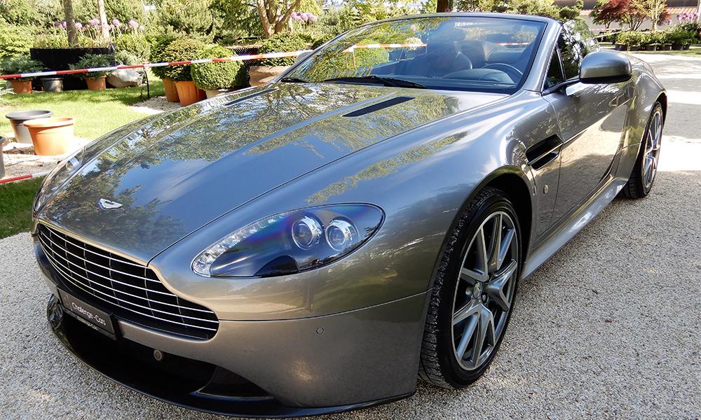 Aston Martin Vantage - Coches de alquiler de lujo