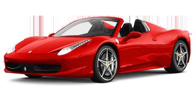 Image Ferrari 458 Spider Deluxe Alquiler de autos