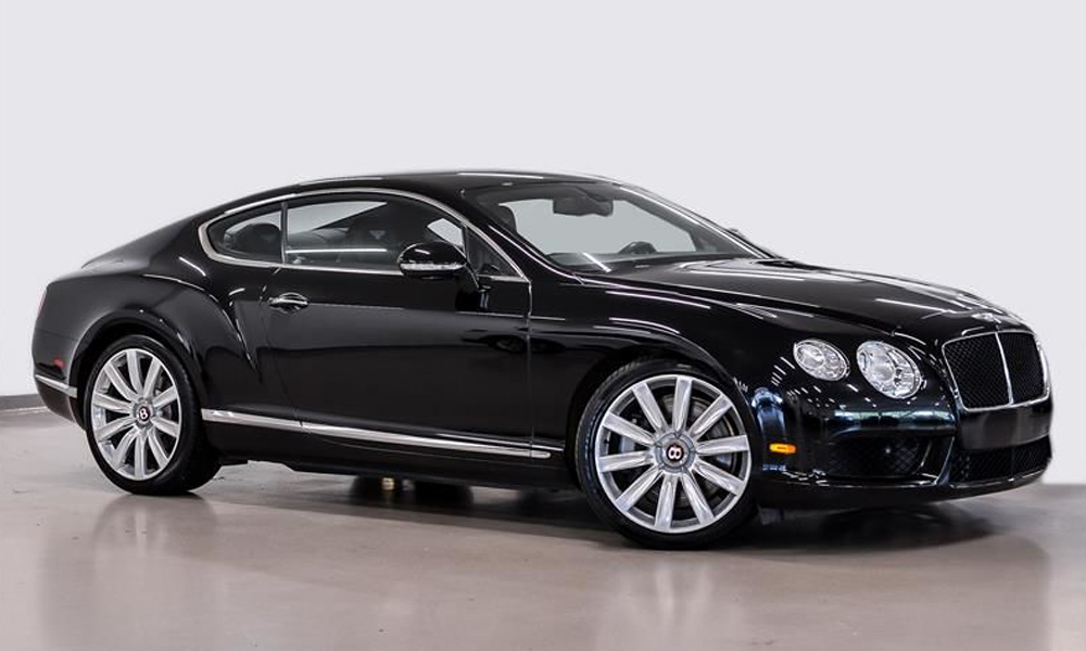 Bentley Bentayga W12- Deluxe Rental Cars