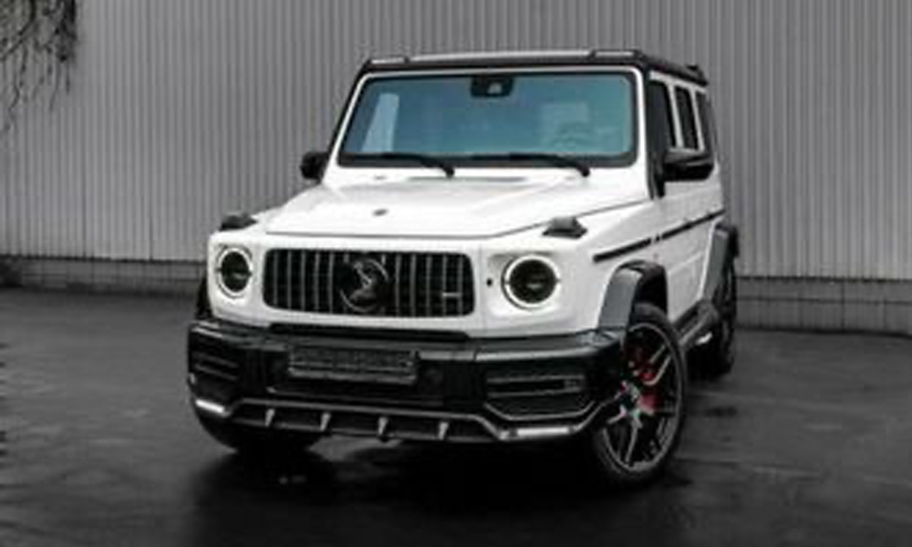 Mercedes G63 AMG - Deluxe Rental Cars