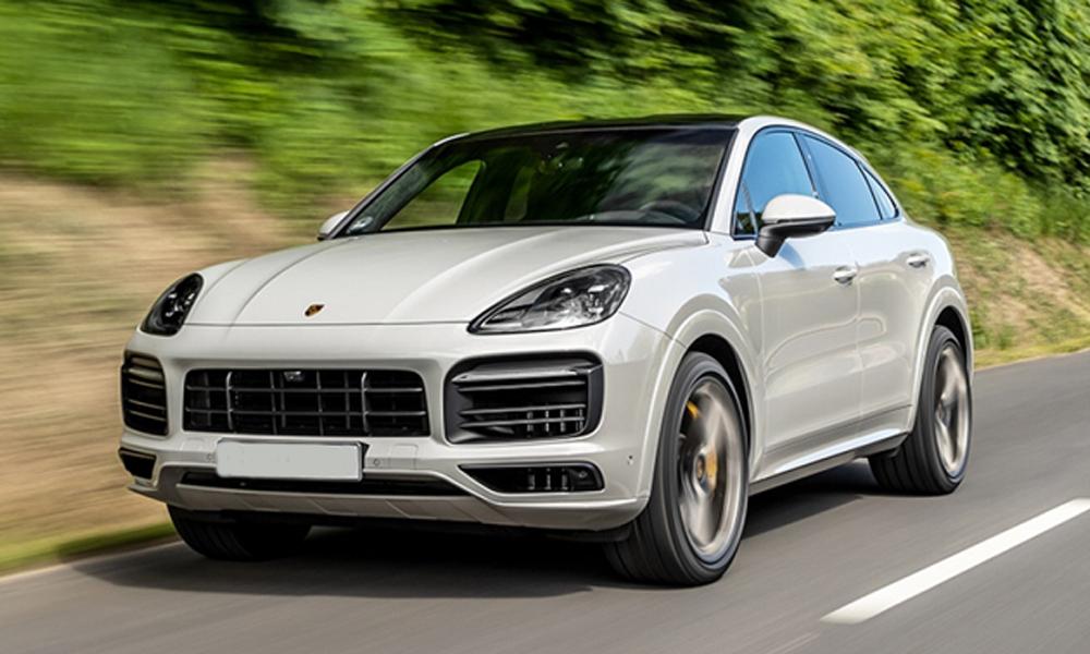 Location Porsche Cayenne Coupé | Deluxe Rental Cars Lausanne