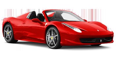 Image Ferrari 458 Spider Deluxe Rental Cars