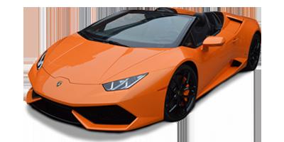 Lamborgnini Huracan Spyder Rental | Deluxe Rental Cars Lausanne